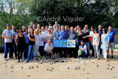 4e Trophée Pétanque du CPM06 - septembre 2012
