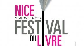 FESTIVAL DU LIVRE DE NICE 2014: 13-15/06