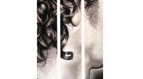 VERNISSAGE EXPOSITION «PORTRAITS XL» ANNE-CLAIRE JACQUIN – ED GILLETTA – 20/06
