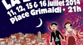 COMMUNIQUE PRESSE: FESTIVAL OPUS OPERA A GATTIERES – LA BOHEME DE PUCCINI – 4 REPRESENTATIONS – 11-12-15-16/07