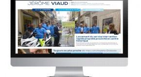 INVITATION PRESSE: LANCEMENT DU SITE INTERNET DE JEROME VIAUD – 18/07