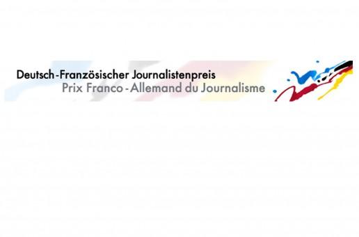 REMISE DU PRIX FRANCO-ALLEMAND DU JOURNALISME