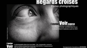 INVITATION VERNISSAGE DE L'EXPOSITION « REGARDS CROISÉS » – 16/09