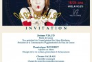 INVITATION PRESSE CITE REVES…UNIQUE A GRASSE – 02/10