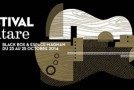 15E FESTIVAL DE GUITARE A L'ESPACE MAGNAN – 23>25/10