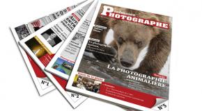 SOUTENEZ LE DÉVELOPPEMENT DU MAGAZINE PROFESSION PHOTOGRAPHE
