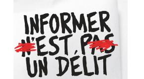 SORTIE DU LIVRE «INFORMER N'EST PAS UN DELIT» AVEC LA PARTICIPATION D'HELENE CONSTANTY – 30/09