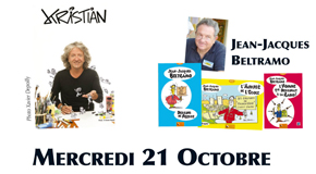 RENCONTRE DE DESSINATEURS – 21/10