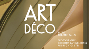 Invitation : rencontre dédicace à l'occasion de la sortie de l'ouvrage «ART DÉCO» – 19/11