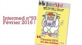 INTERMED N° 93 – février 2016 est sorti !