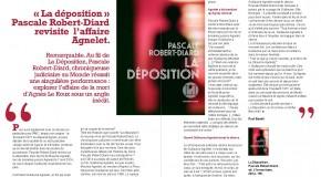 Pascale Robert-Diard invitée de la Librairie Masséna à Nice – 12/03