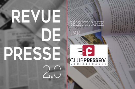 La Revue de presse de la semaine du 10/05/19
