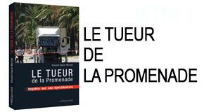 Lancement du livre «Le tueur de la promenade» de Vincent-Xavier Morvan 03/02 à 15h00