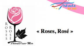 IP OFFICE DE TOURISME DE THÉOULE SUR MER – Ouverture «Roses, Rosé» 20/05/17 à 11h30