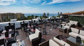 CP La terrasse du plaza : lancement de la saison estivale 2017