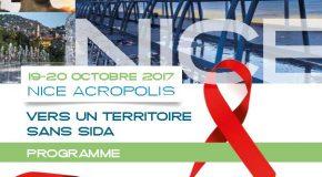 Congrès de la Société Française de Lutte contre le Sida – 19 et 20 octobre 2017 à Nice