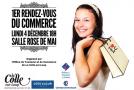 CP Office de tourisme de La Colle sur Loup : 1er RDV DU COMMERCE – La Colle sur Loup – 04/12/17 à 18H