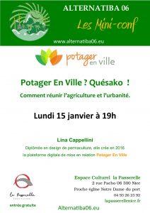affiche-les-mini-conf-potagerenville-lina-cappellini-15-janvier-2018