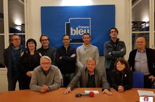 Club de la Presse Méditerranée 06 :  le nouveau conseil d'administration