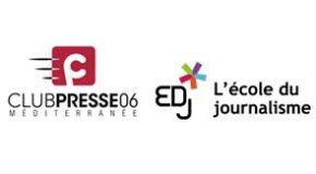 Le Club de la Presse visite l'Ecole du journalisme