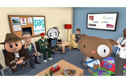 Conférence  Ré-humaniser la communication digitale ?  Le rôle des chatbots et des avatars  22/02/18 à 18h
