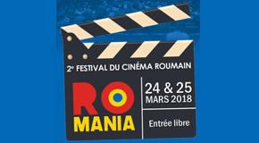 CP VILLENEUVE-LOUBET : RoMania 2ème festival du film roumain – 24 et 25/03