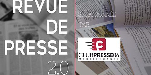 Revue de presse 2.0 de la semaine – 29/01/21