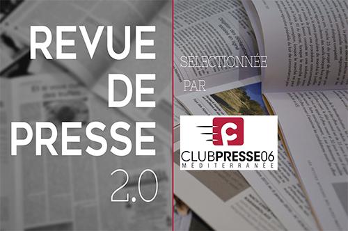 La Revue de presse de la semaine du 24/05/19