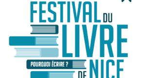 Festival du Livre de Nice 2018 – 01>03 juin