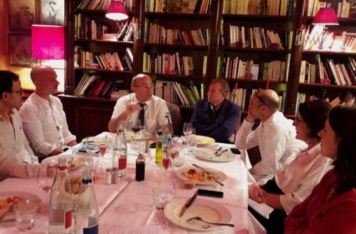 Le patron des policiers des Alpes-Maritimes face au Club de la Presse 06