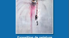 Evénement Peinture « La Femme en Haute-Couture » signée Valérie Normand