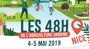 CP de Potager en Ville et Le Collectif pour les 48h de l'agriculture urbaine le 4 et 5 Mai 2019
