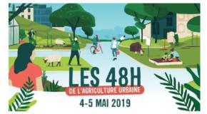 Les 48h de l'agriculture urbaine – 4-5 mai 2019 – Participez aux 48h !