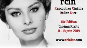 Le Club de la Presse 06 partenaire des Rencontres Cinéma Italien de Nice – 11>18/06