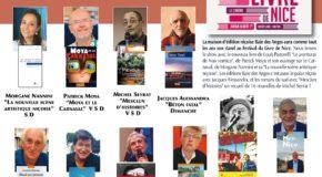 Festival du Livre de Nice : le casting des 10 nouveautés Baie des Anges