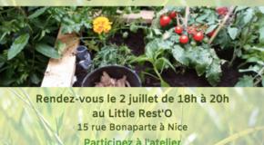 CP Démonstrateur public Potager-Composteur- Autonome – 02/07/19