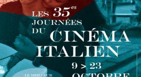 Vif succès des 35èmes Journées du cinéma italien