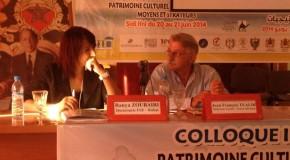 COLLOQUE INTERNATIONAL « PATRIMOINE CULTUREL ET DEVELOPPEMENT : MOYENS ET STRATEGIES »