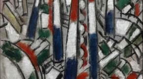 VERNISSAGE EXPOSITION « AH QUE LA GUERRE EST CUBISTE » AU MUSEE NATIONAL FERNAND LEGER, BIOT – 25/10