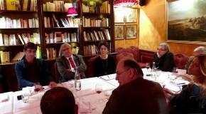 GEORGES GUTIERREZ, INVITÉ DU CLUB DE LA PRESSE