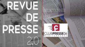 Revue de presse 2.0 de la semaine – 20/11/20