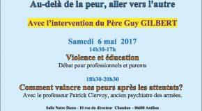 Rencontres autour de la violence – 06-07 mai