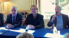 Livres : le Grand Prix Jacques Audiberti remis à Arturo Pérez-Reverte, ancien reporter de guerre