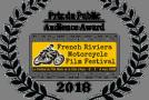 Grand succès pour la première édition du Festival du Film Moto à Nice !