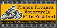 Nice : Le Festival du Film Moto – « Riviera Motorcycle Film Festival » –