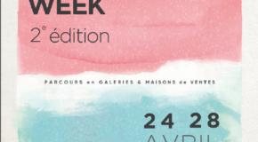 LA MONACO ART WEEK – 2e édition – 24>28/04/19