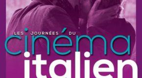 « Les Journées du cinéma italien » du 14 au 28 mars 2020